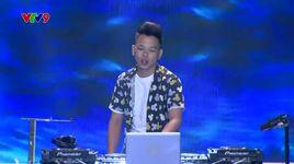 tai nang dj - ngau hung cung rapper - tap 4: rapper langbuzze - thi sinh andy g - v.a