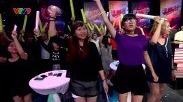 tai nang dj - ngau hung cung rapper - tap 4: rapper xuan lan - thi sinh ritaa dang - v.a