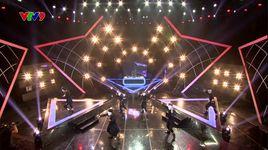 tai nang dj - ngau hung cung dancer - tap 5: thi sinh dblack - vu doan windows - v.a