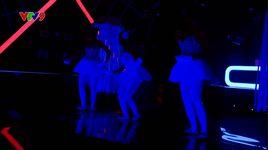 tai nang dj - ngau hung cung dancer - tap 5: thi sinh mie - vu doan the time - v.a