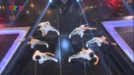 tai nang dj - ngau hung cung dancer - tap 5: thi sinh piccolo - vu doan windows - v.a