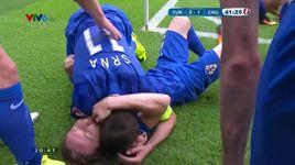 luka modric ghi ban mo ty so cho doi tuyen croatia tai euro 2016 - v.a