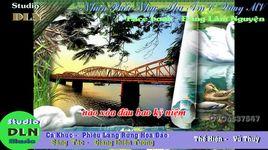 phieu lang rung dao (lyrics) - vu thuy