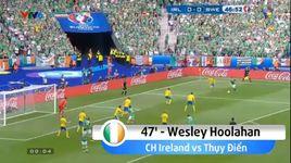 ch ailen 1-1 thuy dien highlight (bang e euro 2016) - v.a