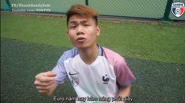 em cua mua euro 2016 - khanh dandy, suki dinh khu