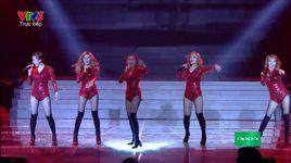 nhan to bi an 2016 - liveshow 3: get high - nhom s-girls - v.a