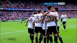 duc 1-0 bac ailen - highlights (bang c euro 2016) - v.a