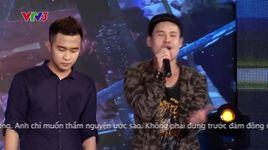 vietnam idol 2016 - vong nha hat: nhom: minh tri, tuan phong, viet thang, tung duong - v.a
