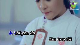 doi gian tinh dau (karaoke) - vboys