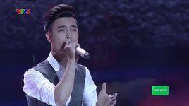 nhan to bi an 2016 - liveshow 5: chi toi - dang tuan phuong ft. kieu anh - v.a