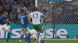 italy 0-1 ch ailen (bang d euro 2016) - v.a