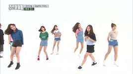 me gustas tu (faster 2x version) (weekly idol cut) - gfriend