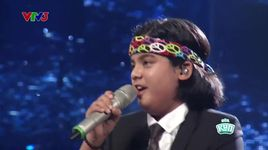 than tuong am nhac nhi 2016 - chung ket: we are the world - jayden - v.a