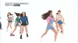 glass bead (faster 2x version) (weekly idol cut) - gfriend