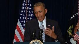 khi tong thong obama hat bai faded cua alan walker - v.a