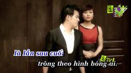 khi nang chua day (karaoke) - ho trung dung