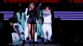blank space (1989 world tour) - taylor swift