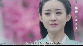 thoi quang but mac (tru tien - thanh van chi ost) (vietsub, kara) - truong bich than (zhang bi chen)