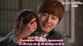 the vow (golden rainbow ost) (handmade clip) (vietsub, kara) - ali, jung il woo, uee (after school)