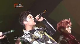 midnight - beautiful night (121231 mbc korean music fetival) - beast