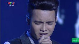 nhan to bi an 2016 - liveshow 7: de danh - dang tuan phuong  - v.a