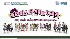 weekly idol ep 261 (vietsub) - got7, btob, twice, gfriend