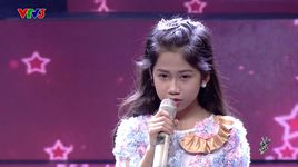 giong hat viet nhi 2016 - tap 3 vong giau mat: can you feel the love to night? - tran minh nguyet - v.a