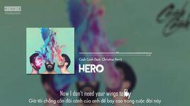 cash cash (vietsub, kara) - hero, christina perri