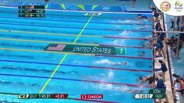 boi nu 4×100 m tiep suc tu do chung ket (olympic rio 2016) - v.a