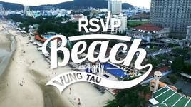 rsvp beach party 2015: khuay dong ngay cuoi he ruc lua - v.a