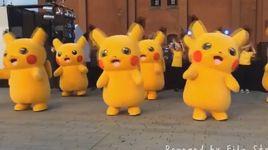 muon bat may em pikachu nay ve nuoi qua - v.a