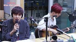 if you (bigbang cover) (160811 kiss the radio) - day6