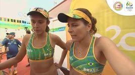 bong chuyen bai bien nu vong loai 16: duc - brazil (olympic rio 2016) - v.a