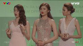 ha ho thay lan khue 'day do' mai ngo (guong mat thuong hieu - the face vietnam 2016 - tap 9) - v.a