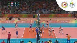 bong chuyen nu vong loai (bang b): serbia - ha lan (olympic rio 2016) - v.a