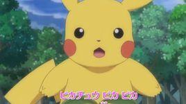 pikachu hat nhac phim pokemon sieu de thuong - v.a