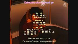 yume mita ato de (detective conan ending 14) (vietsub, kara) - garnet crow