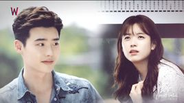 please say something, even though it is a lie (w - two worlds ost) - park bo ram