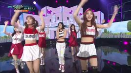 i like u too much (kbs music bank) - sonamoo