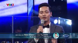 vietnam idol 2016 - gala 7: what a wonderful world - tung duong - v.a