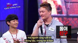 yoo jae suk's i am a man (tap 8) (vietsub) - v.a