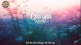 gui anh xa nho (rap version) (video lyric) - wikpen, ndt