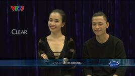 vietnam idol 2016 - gala 8: dong thoi gian - viet thang ft ai phuong - v.a