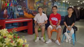 giong hat viet nhi 2016 - tap 3 vong doi dau: that bat ngo - nhat minh ft hong hai ft hoang lam - v.a
