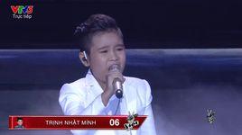 giong hat viet nhi 2016 - liveshow 1: me toi - trinh nhat minh - v.a