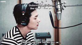 even though i loved you (vietsub, kara) - ji chang wook