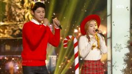 jingle bell rock (live) - irene (red velvet), park bo gum