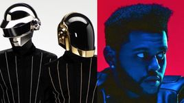 starboy - the weeknd, daft punk