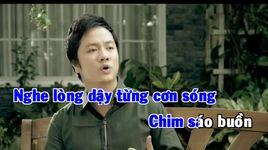 yeu nguoi chung vach (karaoke) - duy truong