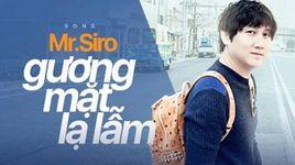 guong mat la lam (karaoke) - mr.siro